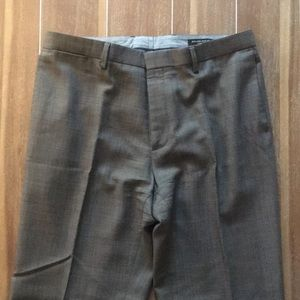Men's Banana Republic dress pants 33x34